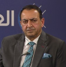 Riz Khan, International Journalist and TV Personality