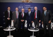 The conclusion of the Alghad Middle East Forum 2019