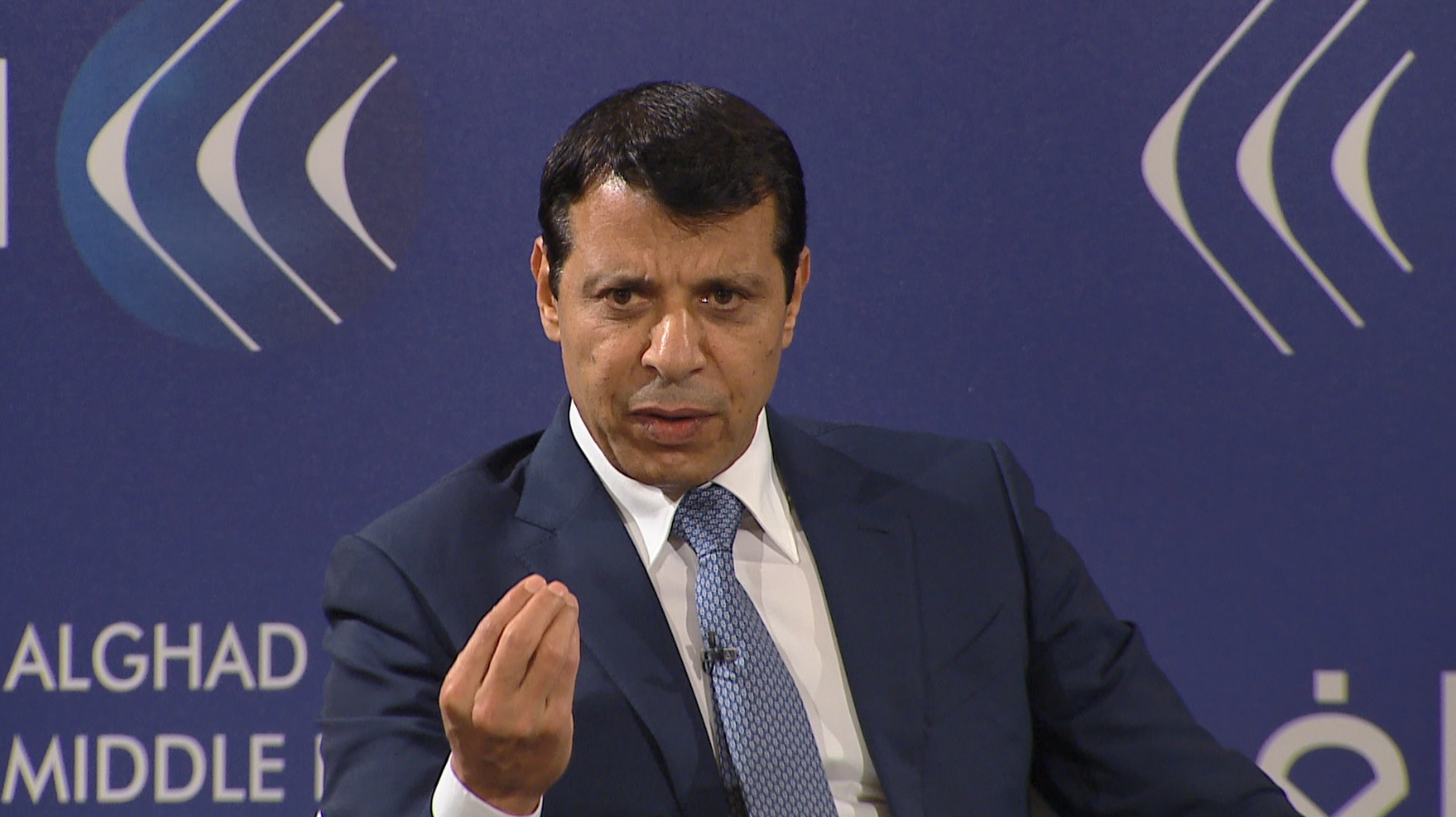 Mohammed Dahlan: The US will not succeed in excluding Jerusalem from the final negotiations